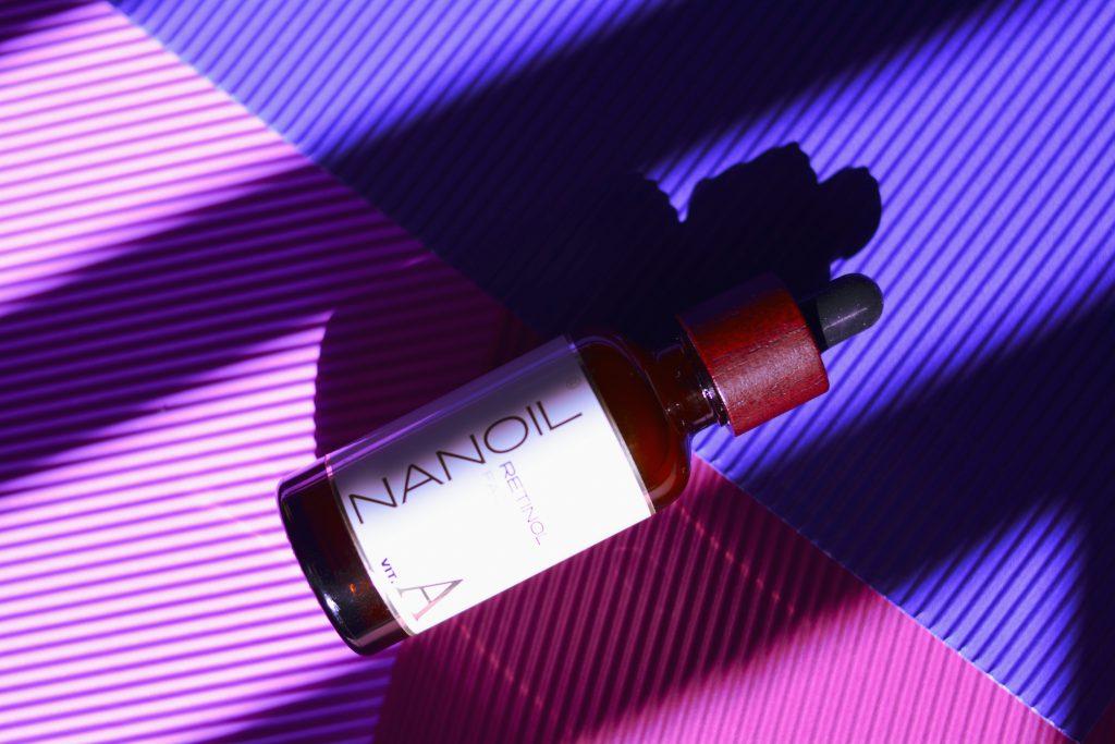 Lieblingsgesichtsserum mit Retinol Nanoil